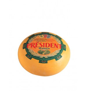 Queso Madrigal President pieza de 12kg aprox 50% MG
