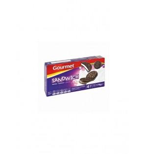 Galleta Gourmet Cacao Sabor Vain.176G