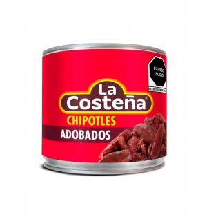 Chipotles 6 / 2.9 k   La Costeña