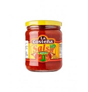Dip medium sauce 12 / 16 o2. Vilore (453 g)  La Costeña