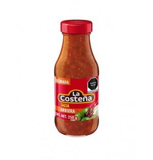 Salsa arriera botella 20/250 g La Costeña