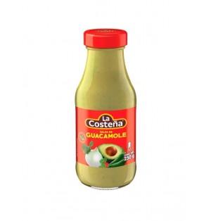 Salsa de guacamole 20/250 g La Costeña