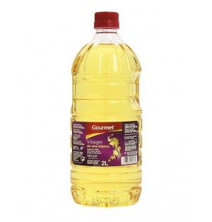 Vinagre Gourmet Bco.2L