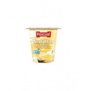 Natilla Vainilla 125g Pascual