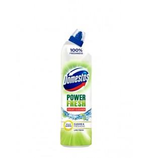 Limpiador Sanitario Gel Domestos Power Fresh Lime 700ml