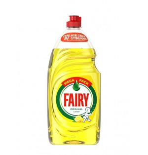 Detergente liquido limon p/ lavado a mano Fairy 1.015L
