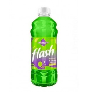 Limpiador liquido Flash Limón 2L