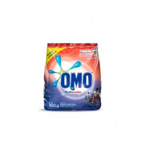 Detergente en polvo OMO 100 g
