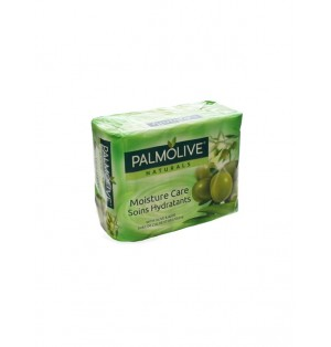 Jabon Palmolive Nat Oliva y Aloe Set 4 Jabones x 90 g