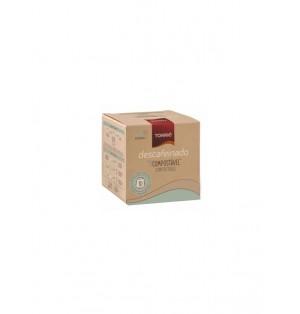 Cafe Descafeinado Biodegradable capsula 5g Cjx80 Torrie