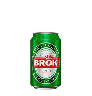 Cerveza Brok Lata 5,2% 24 x 330 ml