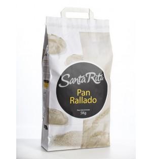 Pan Rallado 5 Kg Santa Rita