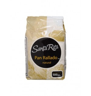 Pan Rallado 500g Santa Rita
