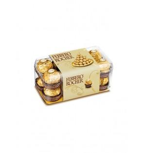 Sorbeto recubierto de chocolate Ferrero Rocher T16