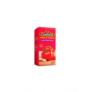 Puré de tomate condimentado 24 / 150 g