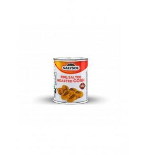Lata Maiz Frito pequeño BBQ 35 gr 96 Unid Salysol