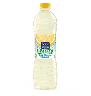 Agua Font Vella Levite Limon 1.25L