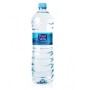 Agua Font Vella Pet 1.5L