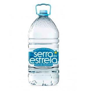 Agua Serra Estrela  6 L PET