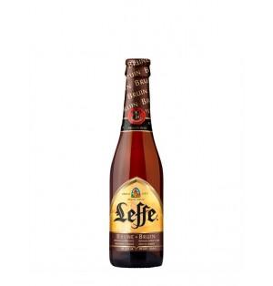 Cerveza Leffe Dark6.5% Botella 33cl