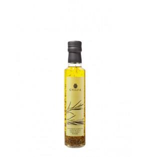 Aceite de Oliva Virgen Extra con  Romero 250 ml