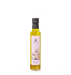 Aceite de Oliva Virgen Extra con  Ajo 250 ml
