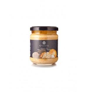 Crema de Boletus y Trufa 180 gr