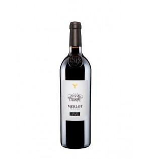 VT GD Merlot  Vin de France Bout Ecusson 750 ml