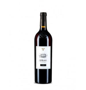 VT GD Syrah Vin de France Bout Ecusson 750 ml