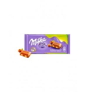 Tableta de chocolate Milka con avellanas 100 g