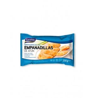 Empanadilla de Atun 30-34 gr /Aprox Eurofrits Bolsa x250 gr