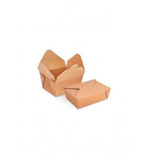 Cajas p/Llevar No.4 BIONATURE (TOB-K4) Cja x 160 Plastifar