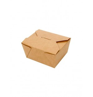 Cajas p/Llevar No.8 BIONATURE (TOB-K8) Cja x 300 Plastifar