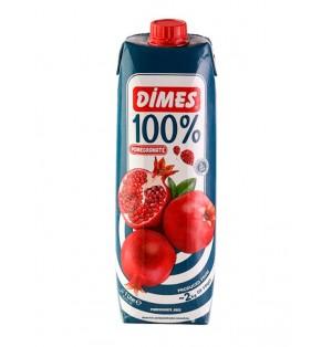 Jugo DIMES Premium Tetra Extra 100% Granada 1 L