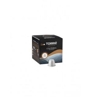 Cafe Colombia Capsula 5 g caja x 80 capsulas Torrie