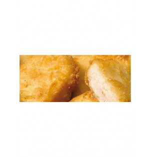 Caterfrits Nugget Pescado 25 gr/Aprox 5 Bx1000 gr