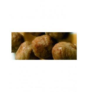 Caterfrits Albondigas Vacuno/Cerdo 25 gr/Aprox 3 Bx2000 gr