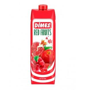 Nectar DIMES Classic Tetra Frutas rojas 1 L