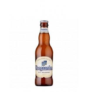 Cerveza Hoegaarden 4.9% Botella 33cl cj x 24