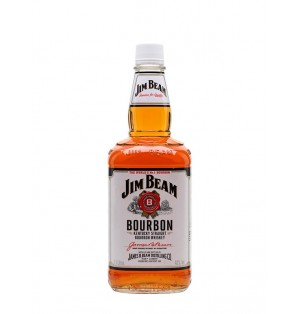 Whisky Bourbon Jim Beam White 40% 750 ml