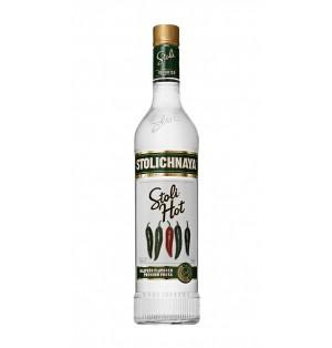 Vodka Stolichnaya Hot 750 ML