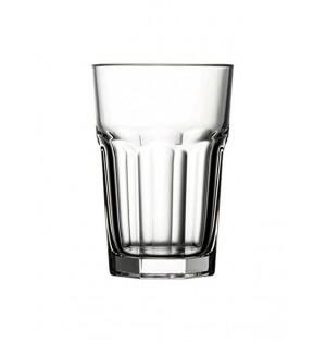 Vaso Long Drink 12 1/2 oz, Linea Casa Blanca. Pasabahce