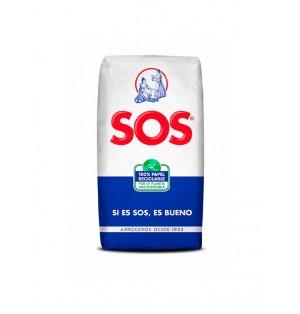 Arroz SOS clasicos redondo 12 x 1kg