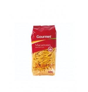 Pasta Gourmet Macarron 500G
