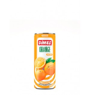 Nectar DIMES  lata naranja 330 ml
