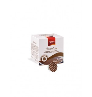 Chocolate soluble capsula 4.5g caja x 80 capsulas Torrie