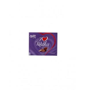 Tableta De Chocolate Milka Crema Y Turron 110 gr