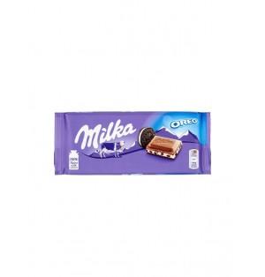 Tableta De Chocolate Milka Oreo 92 gr