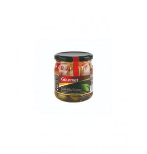 Banderilla Gourmet Picante 330g  Esc.150g
