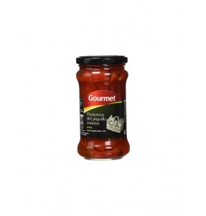 Pimiento Gourmet Piq.Ent.13/16 290G